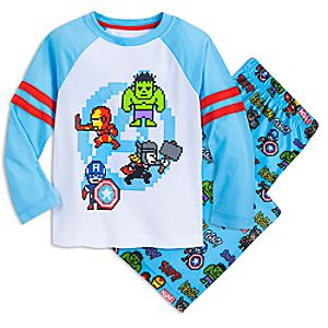 Image of Avengers Pajama Set for Kids