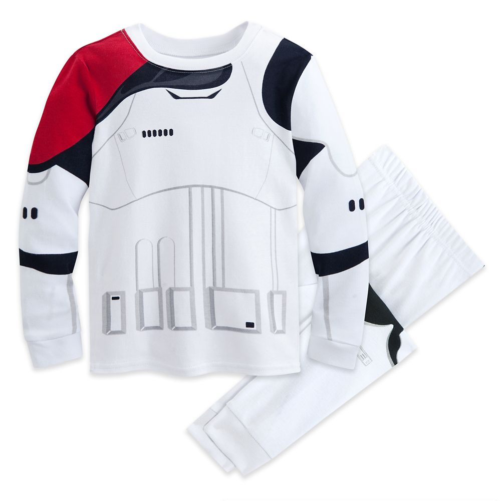 Stormtrooper PJ PALS for Kids – Star Wars: The Force Awakens