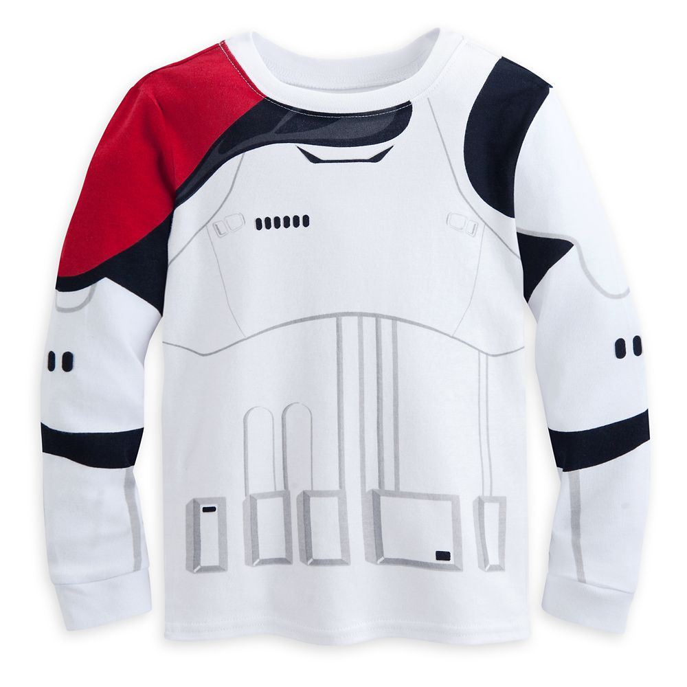 Stormtrooper PJ PALS for Kids – Star Wars: The Force Awakens
