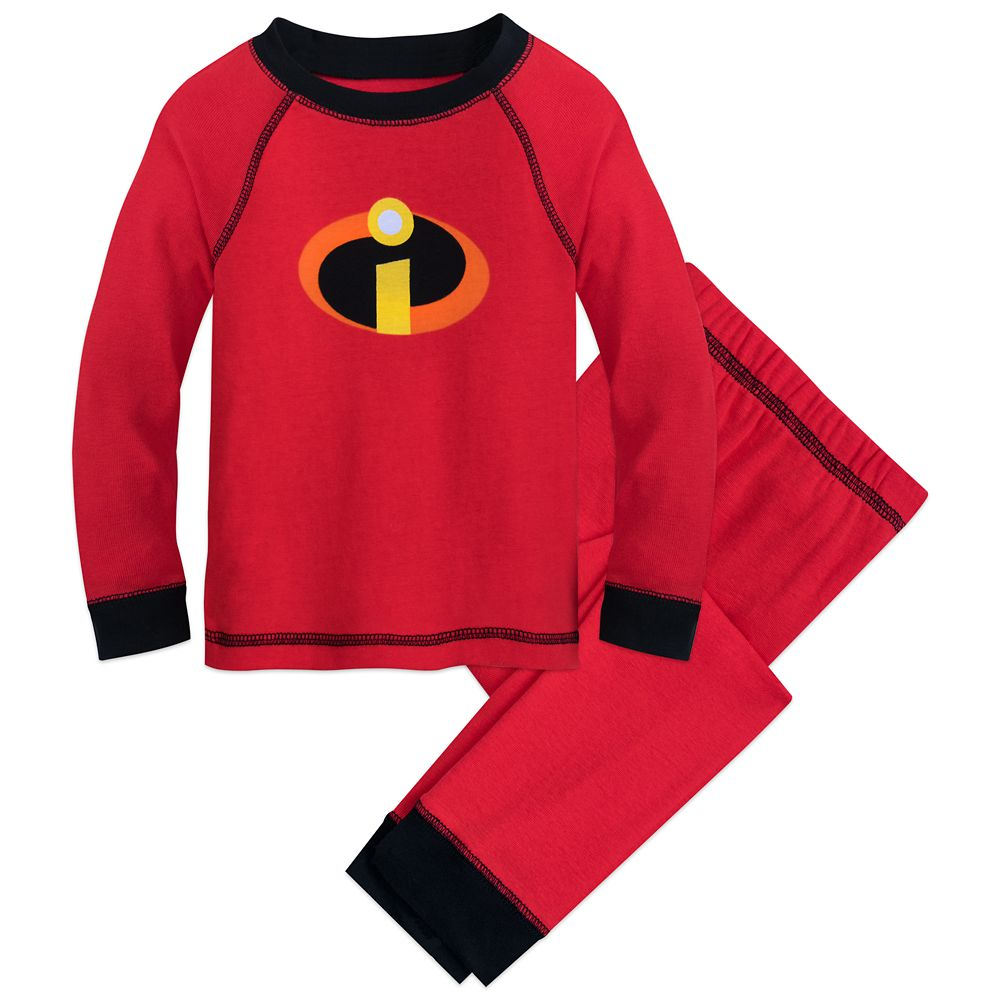 Incredibles Logo PJ PALS for Boys