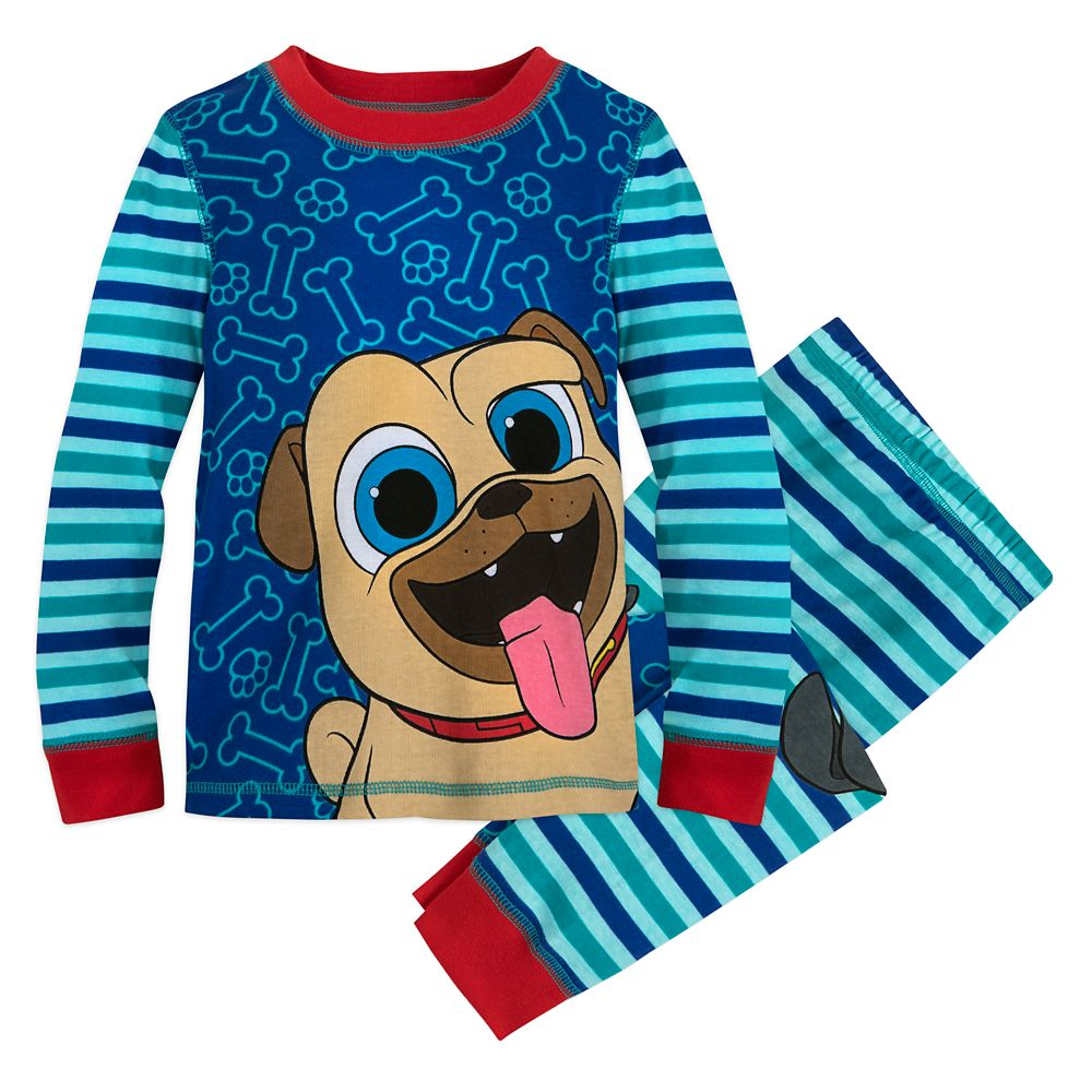 Rolly and Bingo PJ PALS for Boys – Puppy Dog Pals