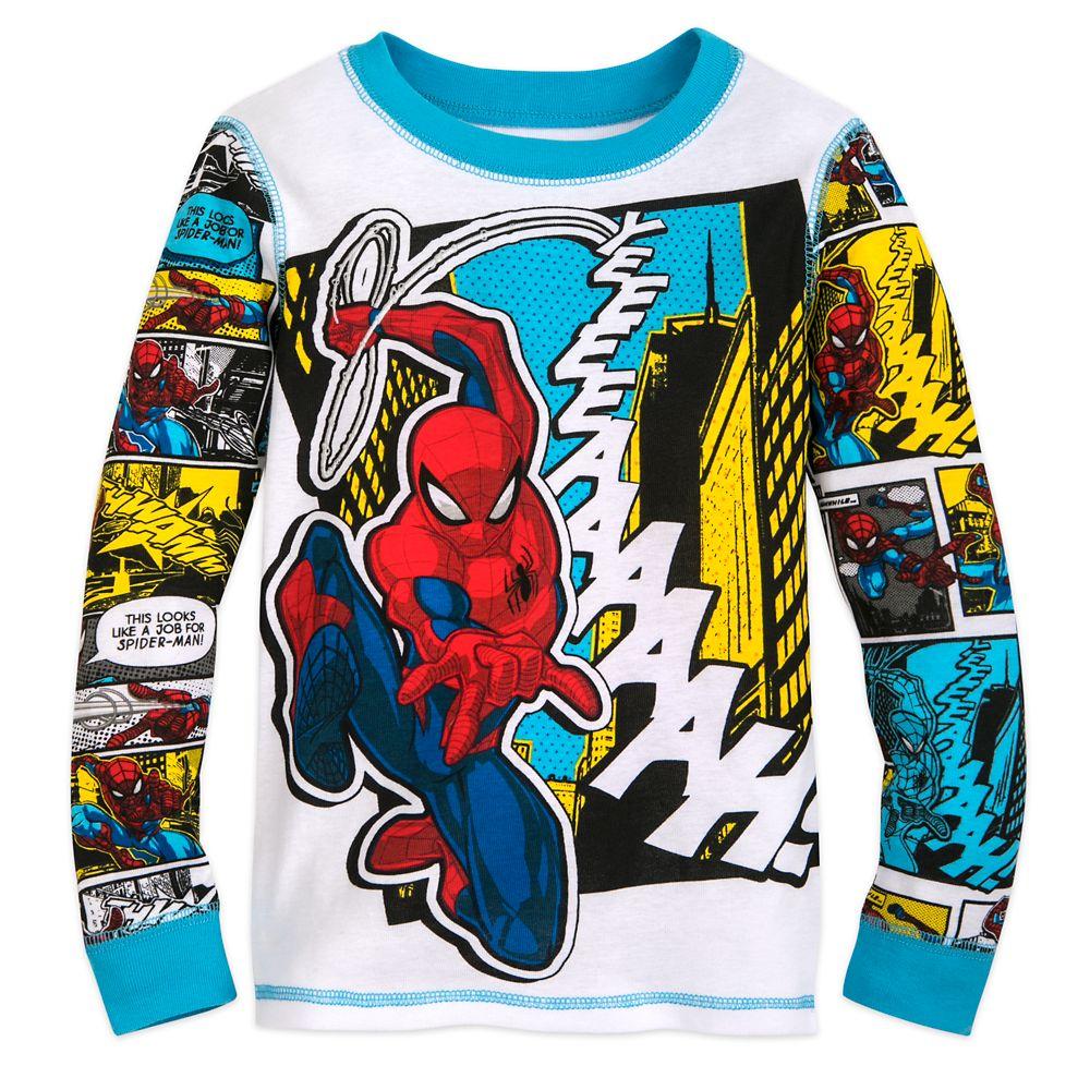 Spider-Man PJ PALS for Boys