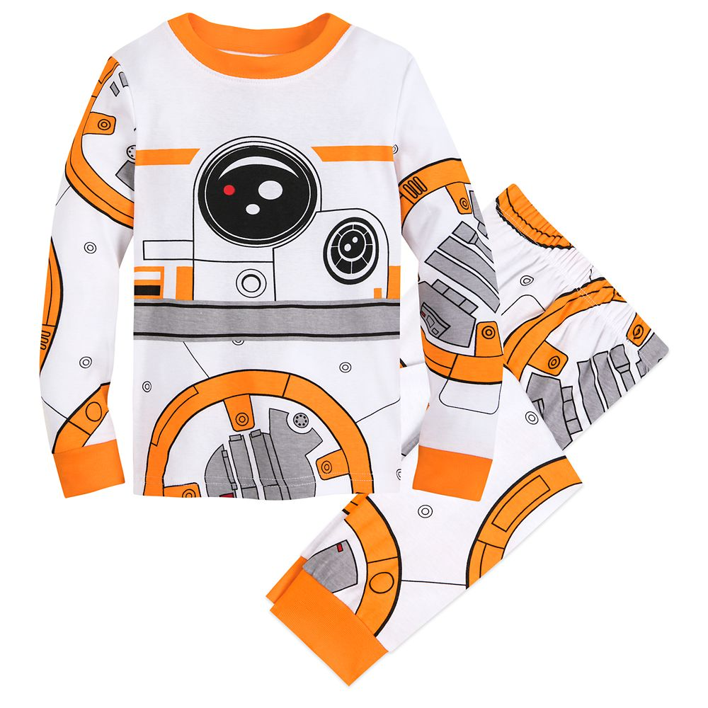 디즈니 '스타워즈' BB-8 코스튬 Disney BB-8 Costume PJ PALS for Boys – Star Wars