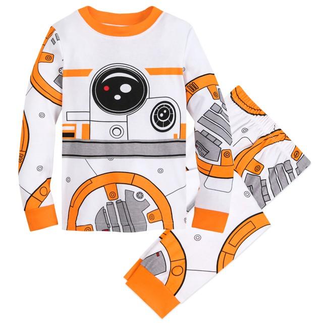 BB-8 Costume PJ PALS for Boys – Star Wars