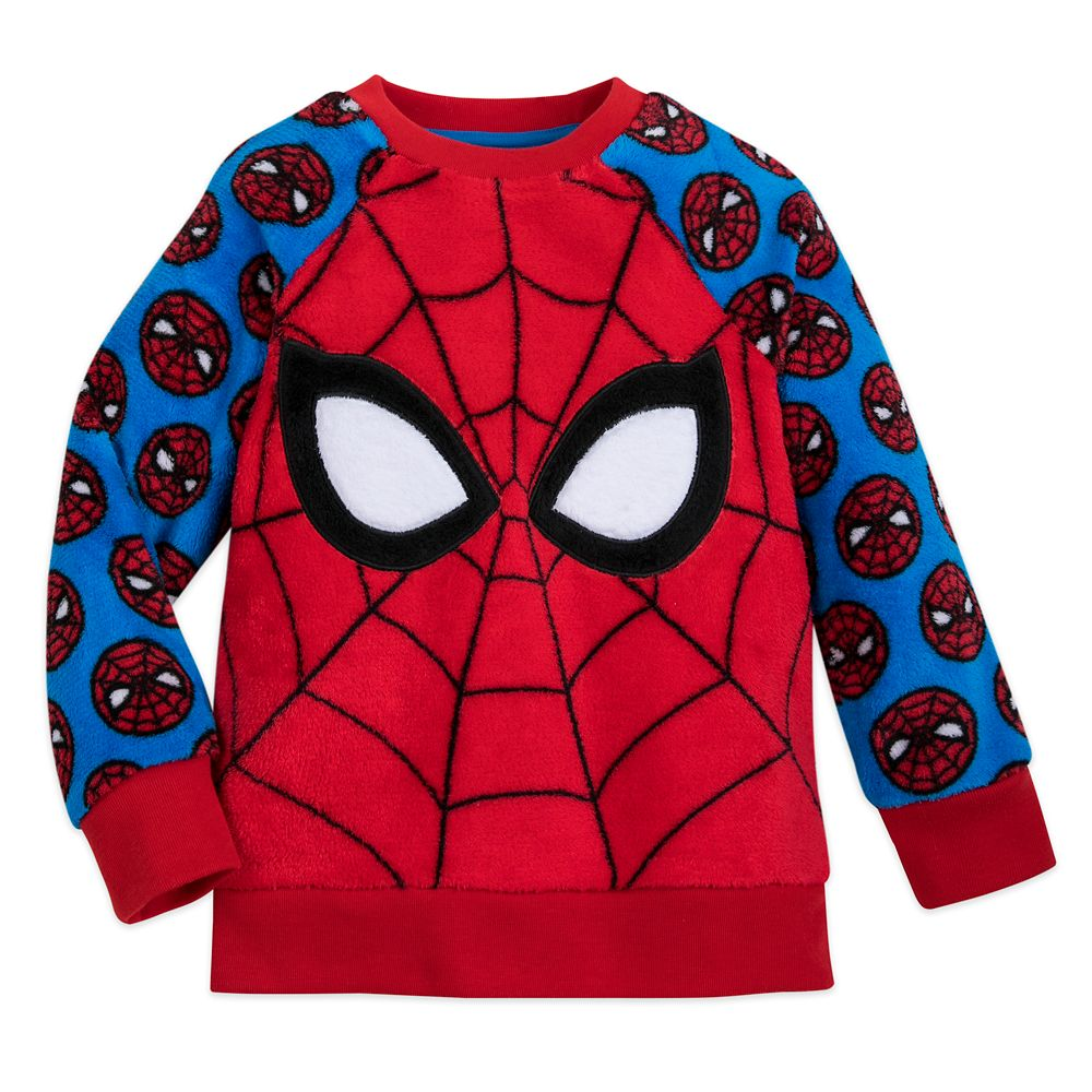 Spider-Man PJ Set for Boys