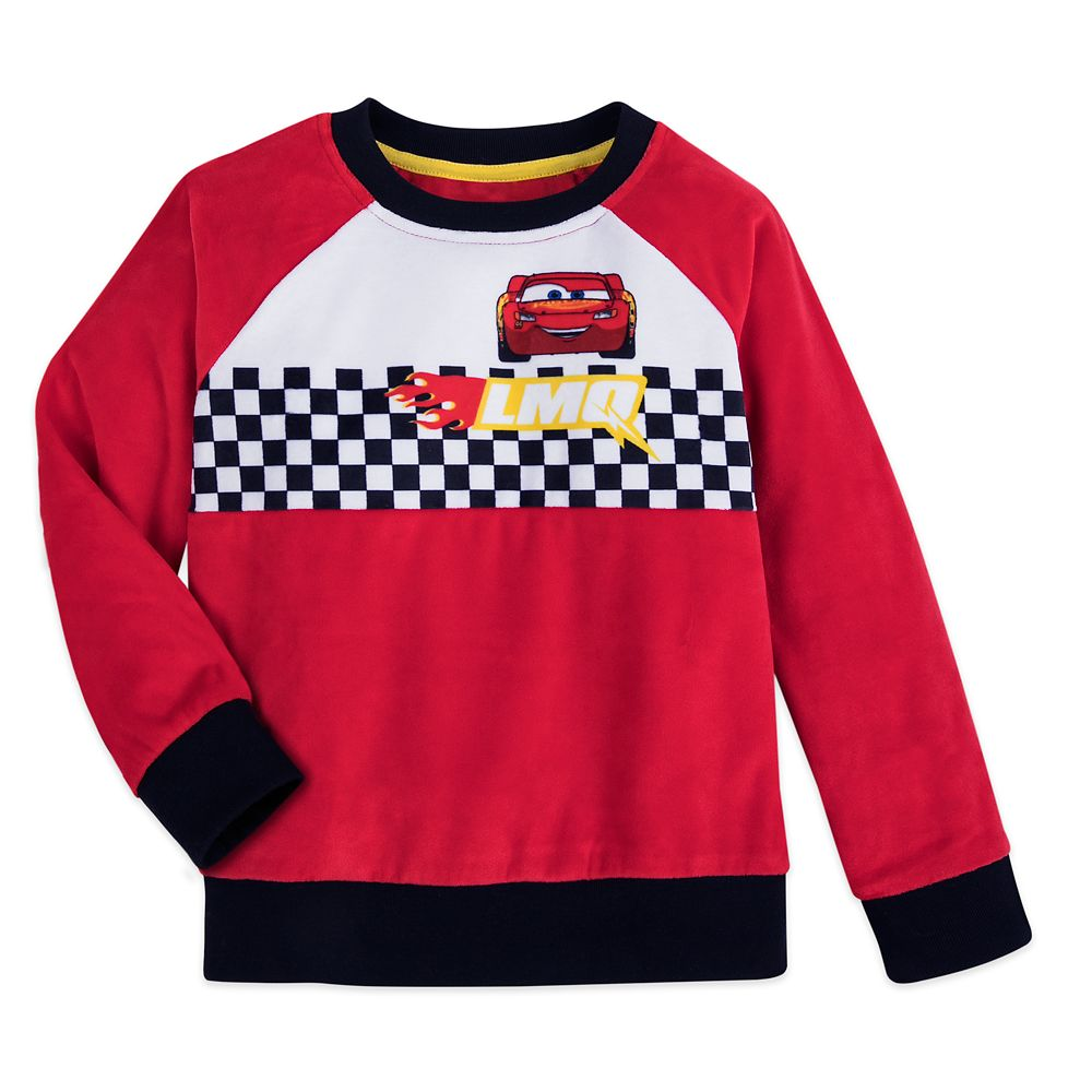 Cars Pajama Gift Set for Kids