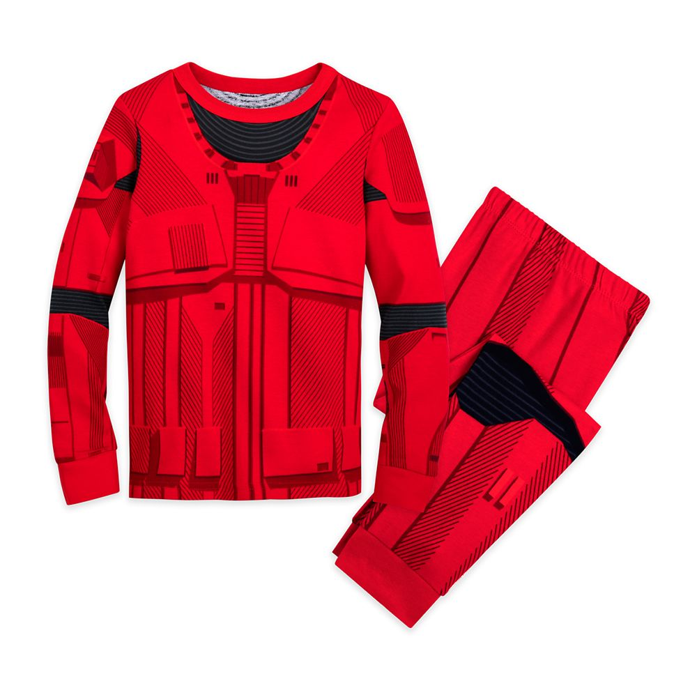 Sith Trooper Costume PJ PALS for Kids – Star Wars: The Rise of Skywalker