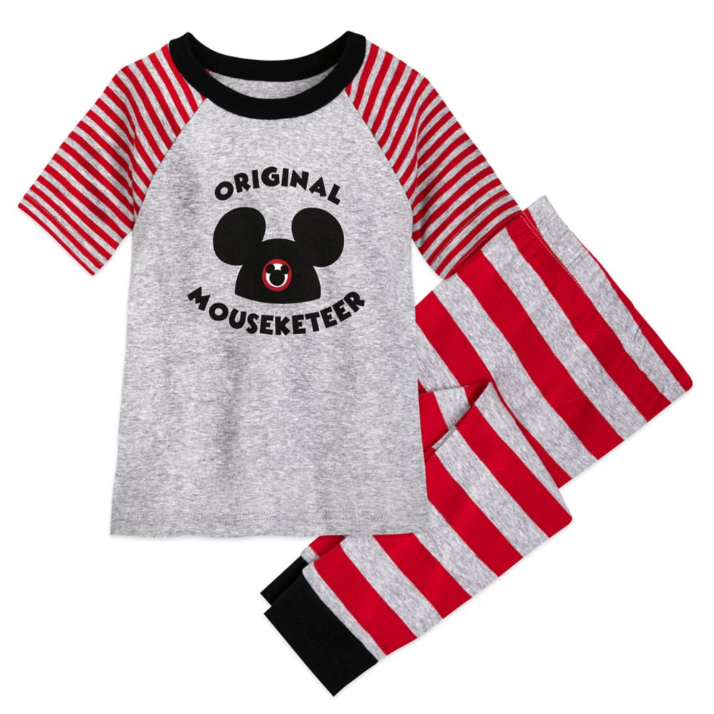 Mickey Mouse ''Original Mouseketeer'' PJ PALS for Boys