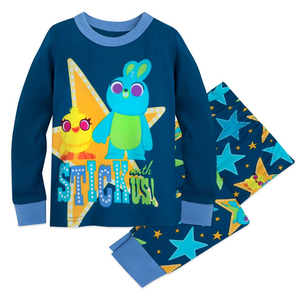 Ducky and Bunny PJ PALS for Boys – Toy Story 4