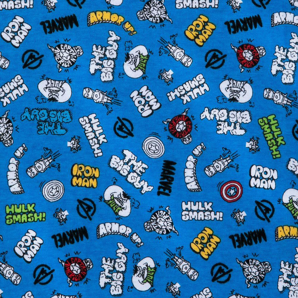 Marvel Avengers PJ PALS for Boys
