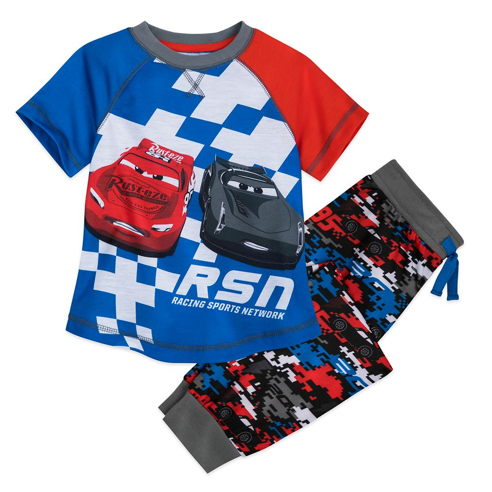 Cars Sleep Set for Boys