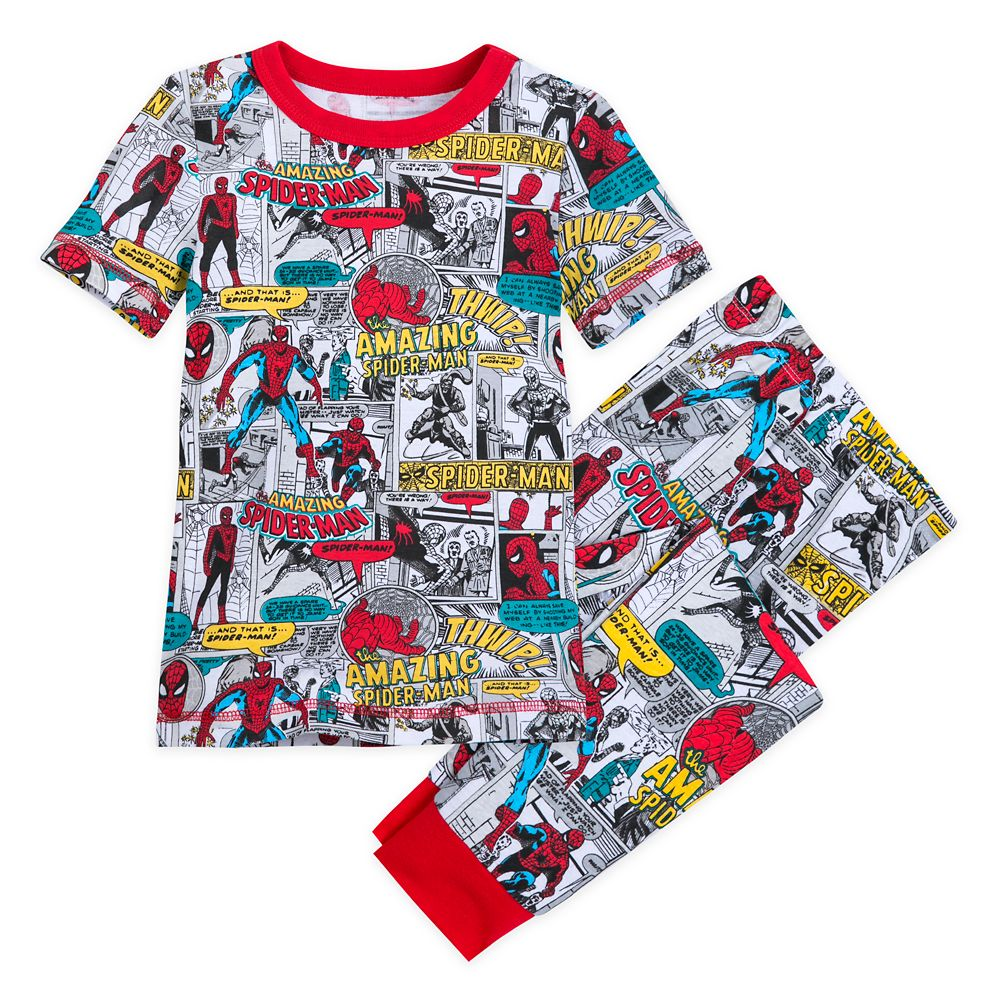 Spider-Man PJ PALS for Boys