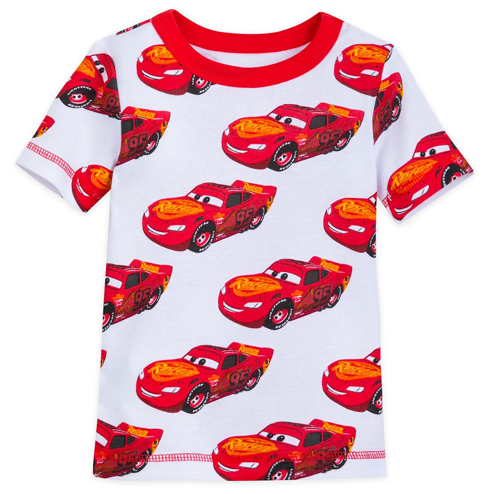 Lightning McQueen PJ PALS for Boys