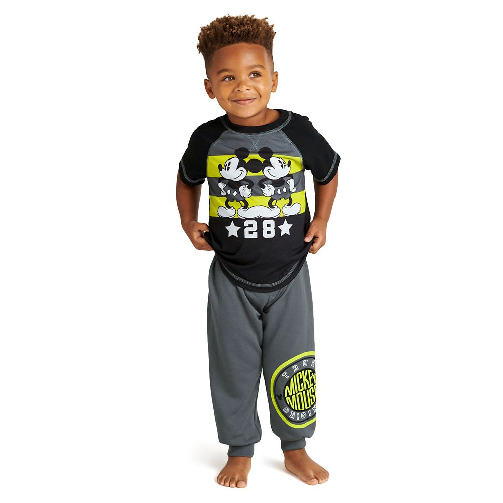 Mickey Mouse Sleep Set for Boys