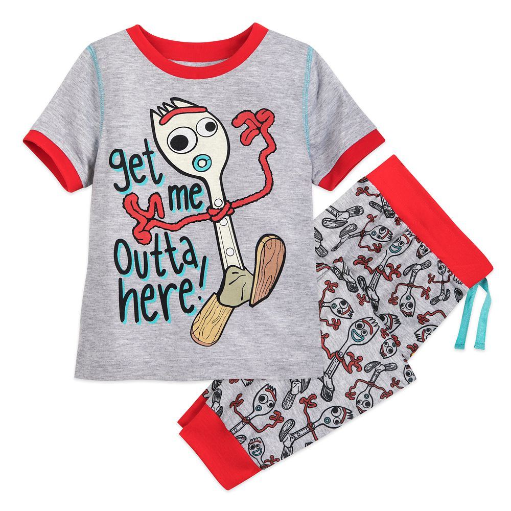 Disney Forky Sleep Set for Boys ? Toy Story 4