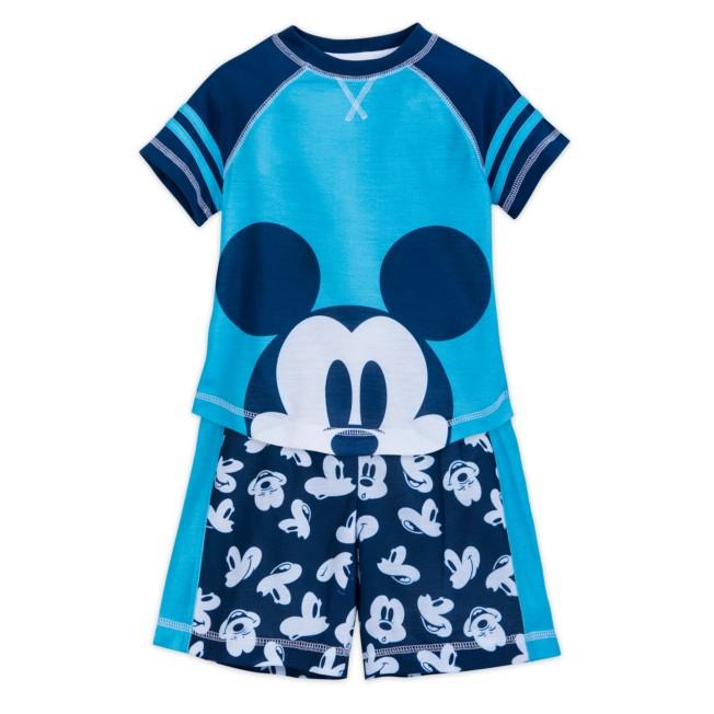 Mickey Mouse Short Sleep Set for Boys