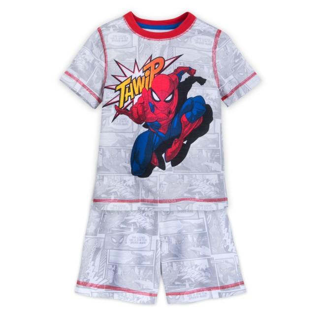 Spider-Man Short Sleep Set for Boys