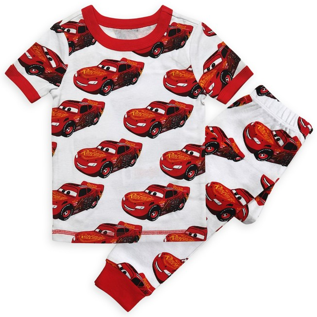 Lightning McQueen PJ PALS for Boys – Cars