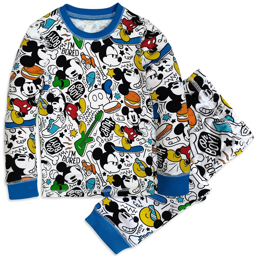 Disney Mickey Mouse PJ PALS for Kids
