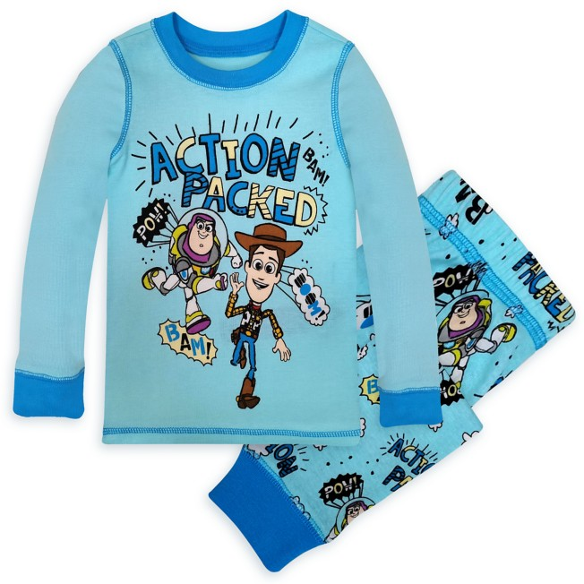Buzz Lightyear and Woody PJ PALS for Kids – Toy Story