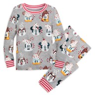 Mickey Mouse and Friends Holiday PJ PALS for Kids