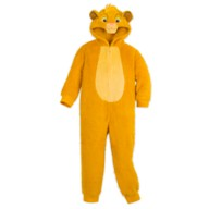 Simba Costume Bodysuit Pajamas for Kids – The Lion King
