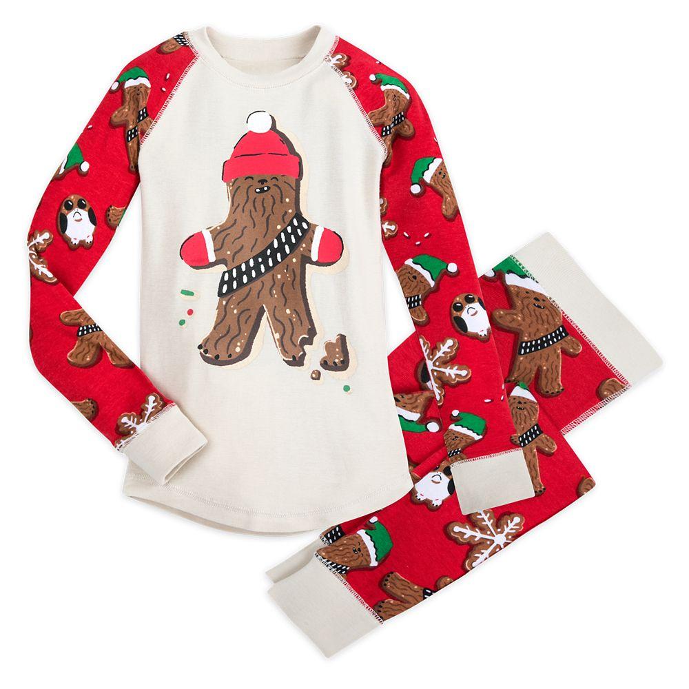 Chewbacca Holiday Pajama Set for Kids by Munki Munki  Star Wars Official shopDisney