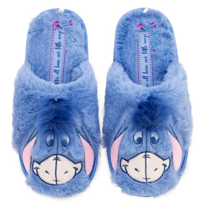 Eeyore Slippers for Adults