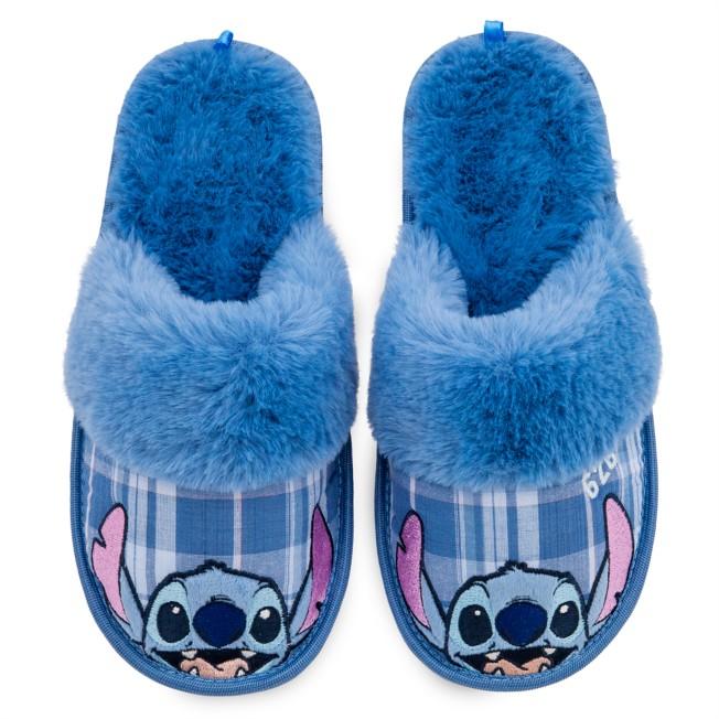 Stitch Slippers for Adults – Lilo & Stitch