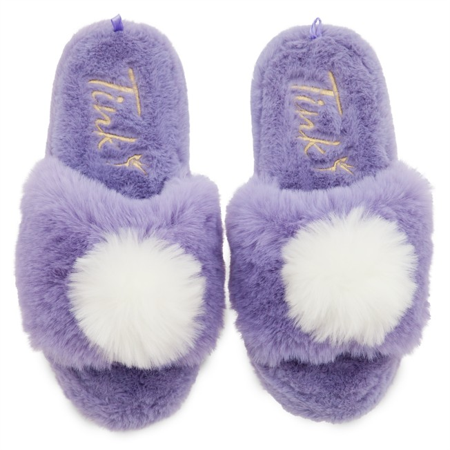 Tinker Bell Slippers for Adults – Peter Pan