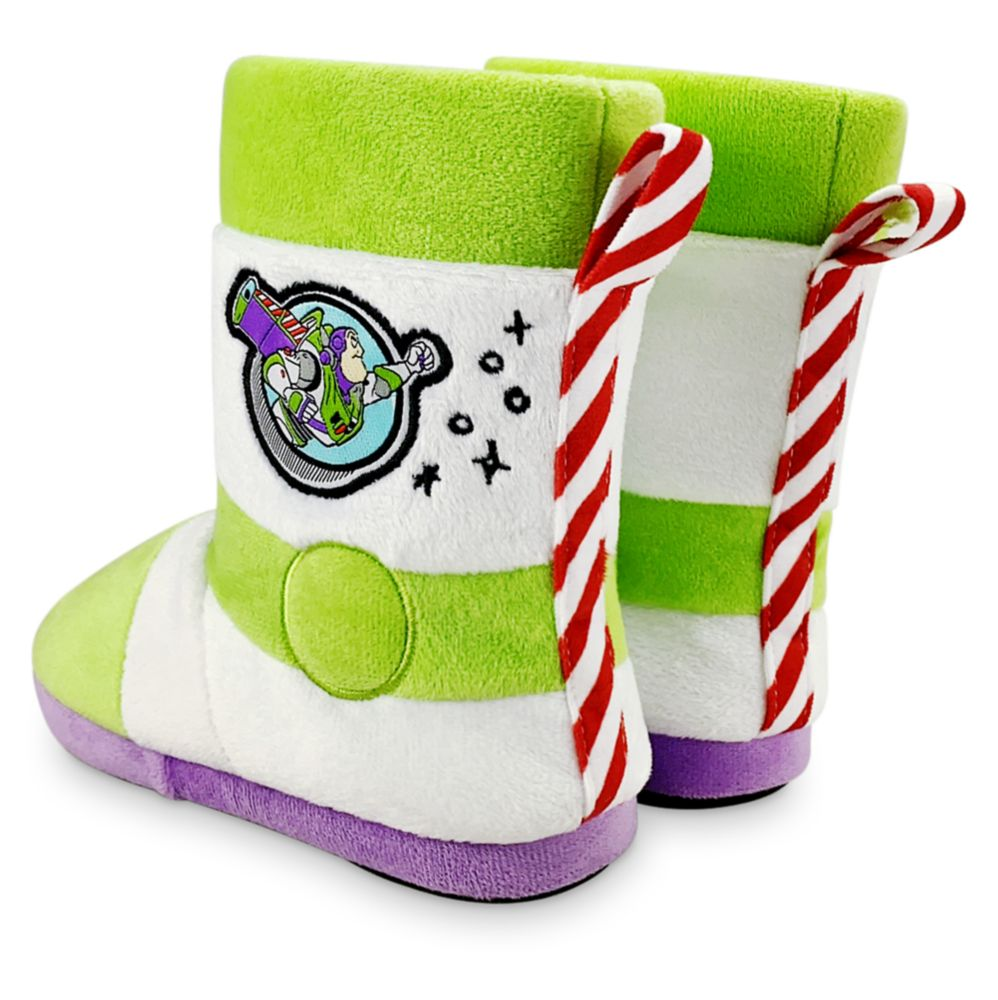 Buzz Lightyear Slippers for Kids – Toy Story