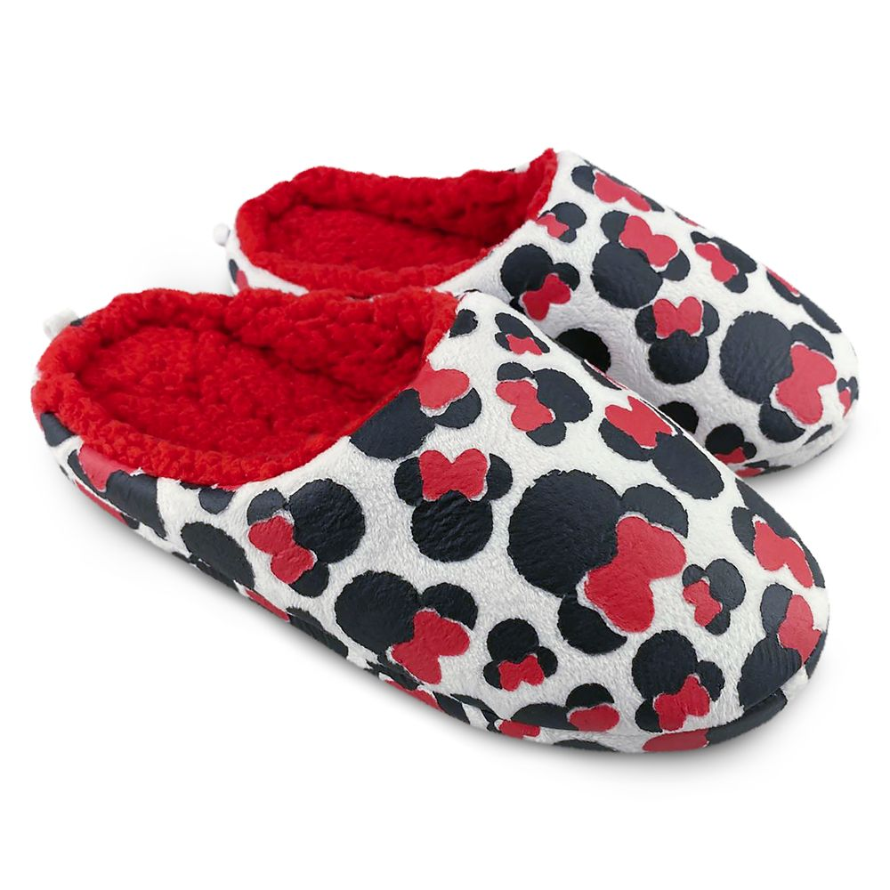 Minnie Mouse Slippers for Women