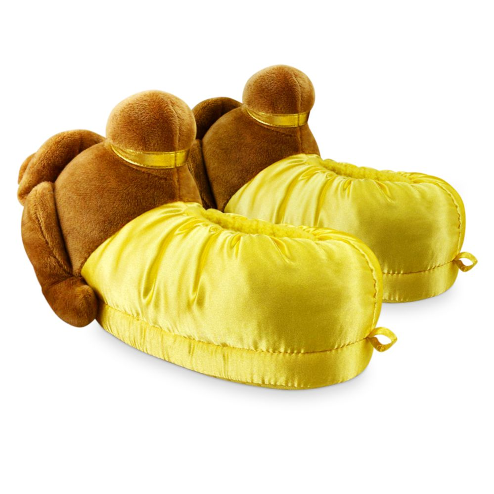 Belle Slippers for Kids – Beauty and the Beast