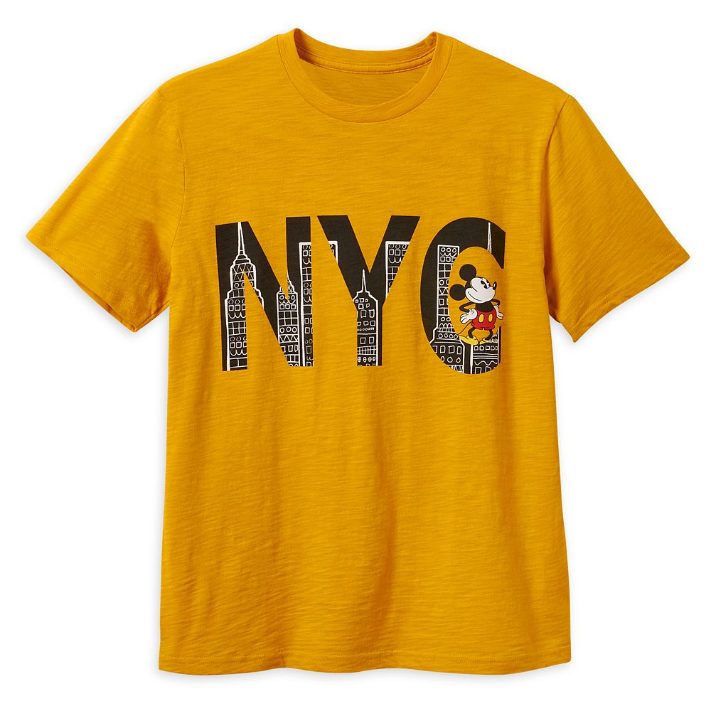 Minnie Mouse New York City T-Shirt for Men