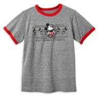 Mickey Mouse Walt Disney Studios Ringer T-Shirt for Kids