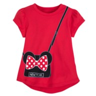 Minnie Mouse Fashion T-Shirt for Girls – New York City