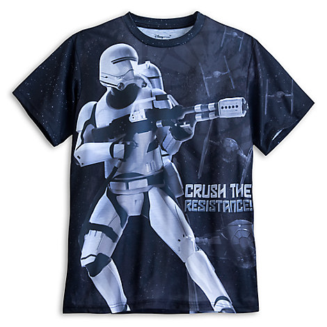 Stormtrooper Tee for Men - Star Wars: The Force Awakens