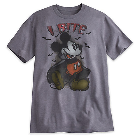 Mickey Mouse Halloween Tee for Men