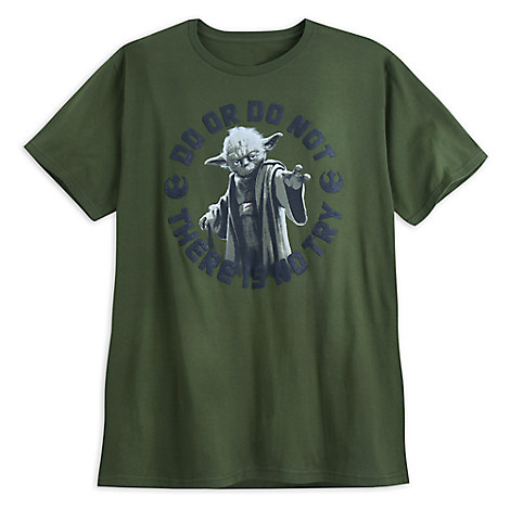 Yoda Tee for Men - Star Wars - Plus Size