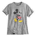 Mickey Mouse Classic Heathered Tee for Men