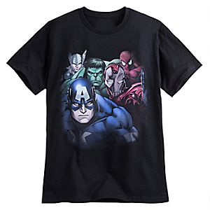 Marvels Avengers Tee for Men