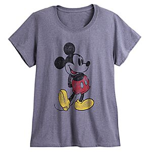 Mickey Mouse Classic Tee for Women - Plus Size
