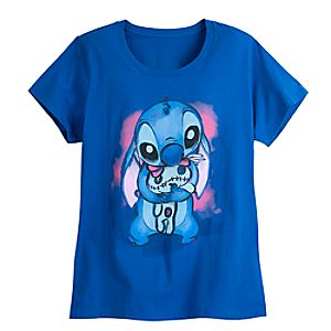 Stitch and Scrump Tee for Women - Plus Size