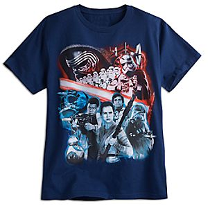 Star Wars: The Force Awakens Tee for Men