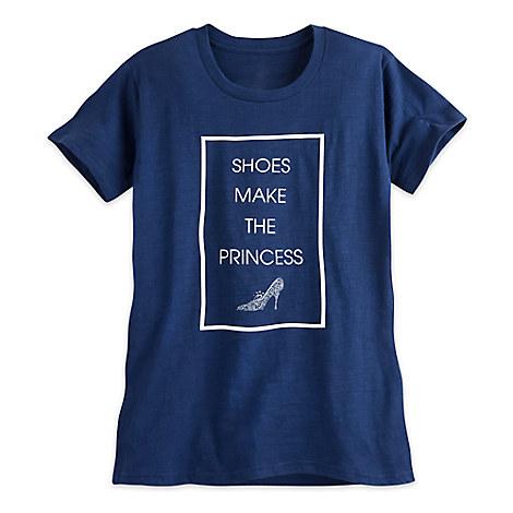 Cinderella Slipper Tee for Women