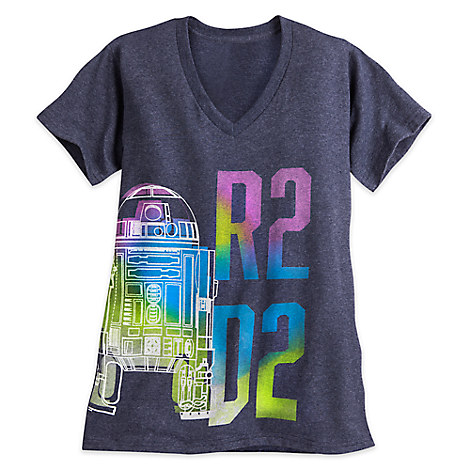 R2-D2 Tee for Women - Star Wars