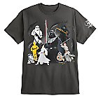 Disney Store 30th Anniversary Star Wars Tee for Men