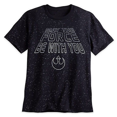 Star Wars Text Tee for Men