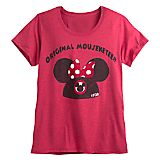 Minnie Mouse Icon Mouseketeer Tee for Women - Plus Size
