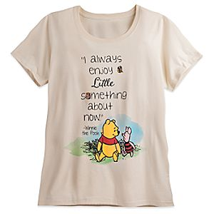 Winnie the Pooh and Piglet Tee for Women - Plus Size